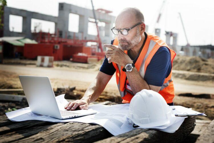 Construction,Worker,Planning,Contractor,Developer,Concept